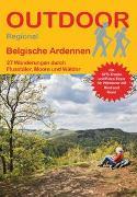 Cover-Bild zu Holler, Astrid: Belgische Ardennen. 1:50'000