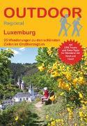 Cover-Bild zu Holler, Astrid: Luxemburg. 1:50'000