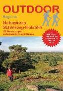 Cover-Bild zu Körner, Tonia: Naturparks Schleswig-Holstein. 1:500'000