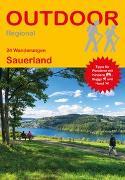 Cover-Bild zu Müller, Karl-Georg: 24 Wanderungen Sauerland. 1:50'000