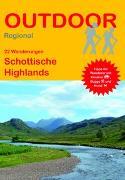 Cover-Bild zu Dietrich, Doris: 22 Wanderungen Schottische Highlands. 1:75'000