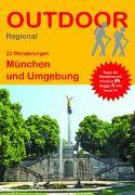 Cover-Bild zu Braunwarth, Kathrin: 22 Wanderungen München und Umgebung. 1:75'000
