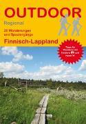 Cover-Bild zu Dauch, Bettina: 20 Wanderungen und Spaziergänge Finnisch-Lappland