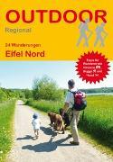 Cover-Bild zu Retterath, Ingrid: 24 Wanderungen Eifel Nord. 1:50'000