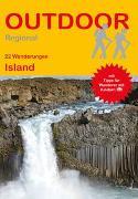 Cover-Bild zu de Perre, Erik van: 22 Wanderungen Island. 1:75'000