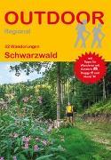 Cover-Bild zu Meier, Janina: 32 Wanderungen Schwarzwald. 1:50'000