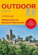 Cover-Bild zu Plogmann, Jürgen: Pfälzerwald und Deutsche Weinstraße - 30 Wanderungen. 1:75'000