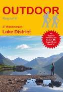Cover-Bild zu Regeniter, Anna: 27 Wanderungen Lake District. 1:50'000