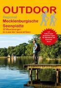 Cover-Bild zu Hennemann, Michael: Mecklenburgische Seenplatte. 1:75'000