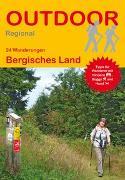 Cover-Bild zu Hartmann, Susanne: 24 Wanderungen Bergisches Land. 1:50'000