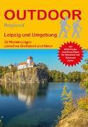 Cover-Bild zu Nitschke, Thomas: Leipzig und Umgebung. 1:100'000