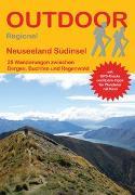 Cover-Bild zu Hüske, Daniel: Neuseeland Südinsel. 1:100'000