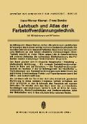 Cover-Bild zu Klempt, H. -W.: Lehrbuch und Atlas der Farbstoffverdünnungstechnik