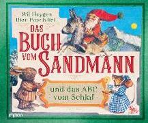 Cover-Bild zu Huygen, Wil: Das Buch vom Sandmann und das ABC vom Schlaf