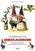 Cover-Bild zu Poortvliet, Rien: Das geheime Buch der Heinzelmännchen