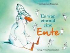 Cover-Bild zu Straaten, Harmen van: Es war einmal eine Ente