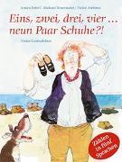 Cover-Bild zu Esterl, Arnica: Eins, zwei, drei, vier... neun Paar Schuhe?