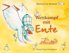 Cover-Bild zu Straaten, Harmen van: Wettkampf mit Ente