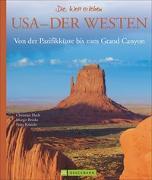 Cover-Bild zu Kränzle, Peter: USA - Der Westen