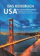 Cover-Bild zu Dr. Margit Brinke, Dr. Peter Kränzle Und: Das Reisebuch USA