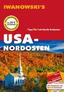 Cover-Bild zu Brinke, Margit: USA Nordosten - Reiseführer von Iwanowski