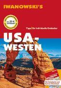 Cover-Bild zu Brinke, Margit: USA-Westen - Reiseführer von Iwanowski