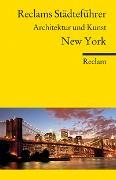 Cover-Bild zu Brinke, Margit: Reclams Städteführer New York