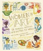 Cover-Bild zu Ignotofsky, Rachel: Women in Art