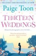 Cover-Bild zu Toon, Paige: Thirteen Weddings (eBook)