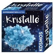 Cover-Bild zu Blaue Kristalle selbst züchten