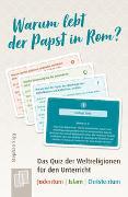 Cover-Bild zu Sigg, Stephan: Warum lebt der Papst in Rom?