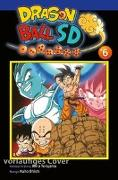 Cover-Bild zu Dragon Ball SD 6 von Akira Toriyama (Original Story)