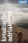 Cover-Bild zu Beyerle, Hubert: DuMont Reise-Taschenbuch Reiseführer Kroatische Adriaküste (eBook)