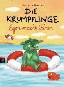 Cover-Bild zu Roeder, Annette: Die Krumpflinge - Egon macht Ferien (eBook)