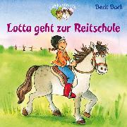 Cover-Bild zu Bach, Berit: Lotta geht zur Reitstunde (Audio Download)