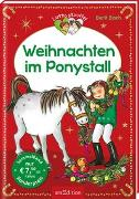 Cover-Bild zu Bach, Berit: Weihnachten im Ponystall (Lotta und Knuffel)