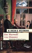 Cover-Bild zu Rhein, Maria: Der Werwolf von Münster