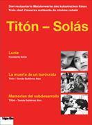 Cover-Bild zu Gutiérrez, Alea Tomás (Reg.): Titón - Solás