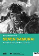 Cover-Bild zu Kurosawa, Akira (Reg.): Seven Samurai