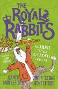 Cover-Bild zu Montefiore, Santa: Royal Rabbits: The Hunt for the Golden Carrot (eBook)
