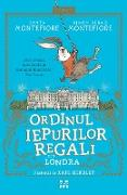 Cover-Bild zu Montefiore, Santa: Ordinul iepurilor regali din Londra (eBook)