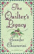 Cover-Bild zu Chiaverini, Jennifer: The Quilter's Legacy (eBook)