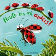 Cover-Bild zu Reider, Katja: Heute bin ich anders!