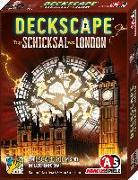 Cover-Bild zu Deckscape - Das Schicksal von London von Chiacchiera, Martino