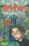Cover-Bild zu Harry Potter und die Kammer des Schreckens von Rowling, Joanne K.