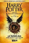 Cover-Bild zu Harry Potter und das verwunschene Kind. Teil eins und zwei (Special Rehearsal Edition Script) von Rowling, Joanne K.