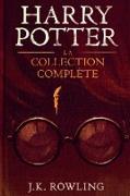 Cover-Bild zu Harry Potter: La Collection Complète (1-7) (eBook) von Rowling, J. K.