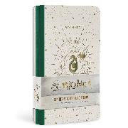 Cover-Bild zu Harry Potter: Slytherin Constellation Sewn Notebook Collection (Set of 3) von Insight Editions