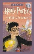 Cover-Bild zu Harry Potter y el cáliz de fuego / Harry Potter and the Goblet of Fire von Rowling, J.K.