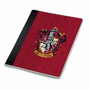 Cover-Bild zu Harry Potter: Gryffindor Notebook and Page Clip Set von Insight Editions